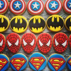 29 ideas birthday party snacks superhero for 2019 29 ideas birthday party snacks superhero for 2019 Birthday Party Snacks, 4th Birthday Parties, Birthday Cupcakes, Batman Birthday, Superhero Birthday Party, Boy Birthday, Spiderman Birthday Ideas, Super Hero Birthday, Avengers Birthday Cakes