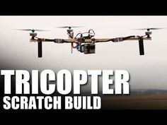 Flite Test - Tricopter Scratch Build - ToDo