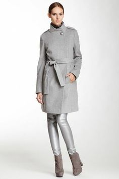 Single coat... simple yet visually stunning.