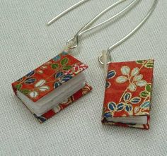 My Handbound Books - Bookbinding Blog: Mini Books for your ears