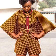Nana wax ~African fashion, Ankara, kitenge, African women dresses… By Zahra Delong - African Styles for Ladies African Dresses For Women, African Attire, African Wear, African Women, African Style, African Inspired Fashion, African Print Fashion, Fashion Prints, Ankara Fashion