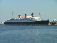 Most Haunted Places in America: The Queen Mary in Long Beach, California... been there it's amazing in there