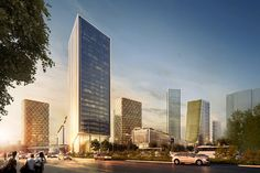 Ennead Unveils Plans for Shanghai's Taopu Sci-Tech City