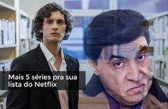 Blog da Pipa Comunicação: Mais um top five de seriados do Netflix