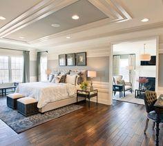 Master Bedroom - beautiful ceiling