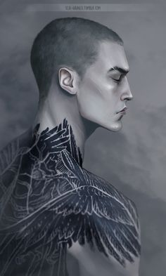 Ronan Lynch from the Raven Cycle