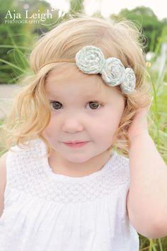 Baby Girl Headband <3