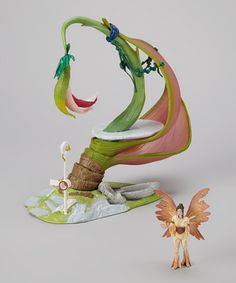 Take a look at this Nimsay & Sunny Blossom Figurine Set by Schleich on #zulily today! $45 !!