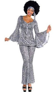 Image result for 1970's disco fashion