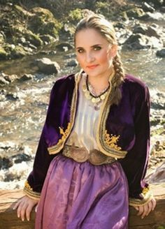 Bosnian traditional dress