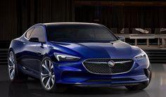 2018 Buick Avista Concept, Price and Release Date Rumor - Car Rumor