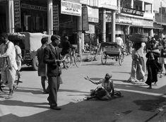 street in Banaras