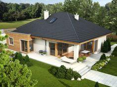 simple modern 3 bedroom house