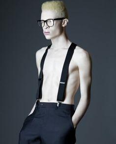 Shaun Ross, model