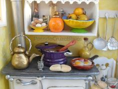 Patricia Cruzat Artesania y Color: cocinas