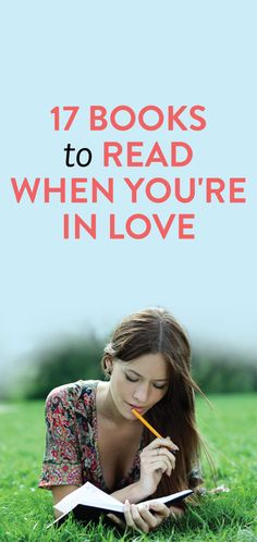 what to read when you're in love #books