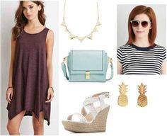Fabulous Find of the Week: Forever 21 Asymmetrical Hem Dress - College Fashion