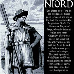 Image detail for -Norse mythology Niord