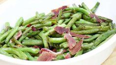Italia style green beans / Pavut italialaiseen tapaan, resepti – Ruoka.fi