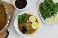 Lime and Cilantro: Make Burmese Mohinga right every time - a vermicelli noodle with lemongrass-fish broth