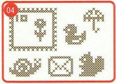 postzegel eend paraplu slak envelop eekhoorn