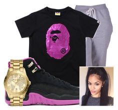 """""""Untitled #283"""" by brooklynnmckenna ❤ liked on Polyvore featuring CO and Michael Kors"""