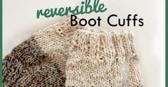 So, you've seen the super cute boot sock look, right? I've had it in my head for quite some time that I wanted a pair or two. I periodical...