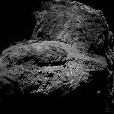 Comet on 23 January 2016 – OSIRIS narrow-angle camera