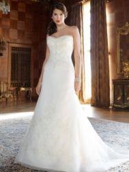 Casablanca Wedding Dresses - Style 2002