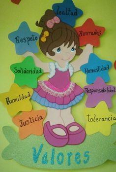Prety Girl Board Decoration, Class Decoration, School Decorations, Days Of The Week Activities, Preschool Activities, Prety Girl, Spanish Posters, Boarder Designs, Birthday Charts