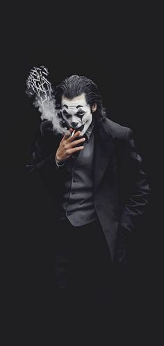 Joker Fan Edited 2019 Mobile Wallpaper - Best of Wallpapers for Andriod and ios Art Du Joker, Le Joker Batman, Batman Joker Wallpaper, Der Joker, Joker Iphone Wallpaper, Joker Wallpapers, Joker And Harley, Dark Wallpaper, Wallpaper Wallpapers
