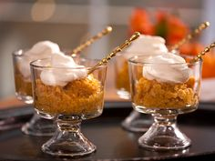 Pumpkin Rice Pudding recipe from Ellie Krieger via Food Network
