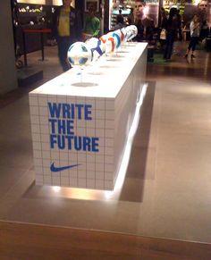 SHOPLIFTER Nike London, football...