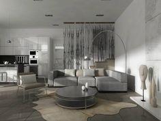 Modern living room #design #synthesisquatro #modern#interior #interiordesign