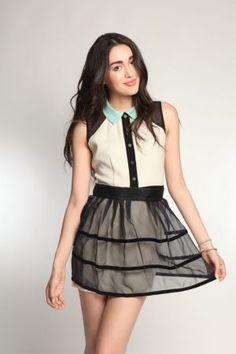 Classic Collar Dress