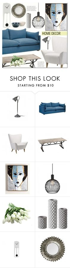 """""""Home Decor"""" by mada-malureanu ❤ liked on Polyvore featuring interior, interiors, interior design, home, home decor, interior decorating, Renwil and Signature Housewares"""