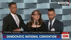 Mother Of Orlando Shooting Victim Takes The Stage At DNC - BB4SP