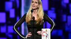 Ann Coulter got burned to hell during the Comedy Central roast of Rob Lowe