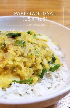 Easy and Delicious Pakistani Daal Lentil Recipes, Vegetable Recipes, Vegetarian Recipes, Healthy Recipes, Healthy Food, Turkish Recipes, Indian Food Recipes, Asian Recipes, Ethnic Recipes