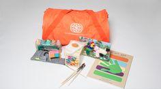Eco-Friendly Duffle Bag   Developmental Duffle #childdevelopment #ecofriendly