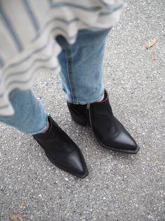 Malin - Samsøe & Samsøe Men Dress, Dress Shoes, Oxford Shoes, Boots, Fashion, Crotch Boots, Moda, Fashion Styles, Oxford Shoe