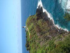 Kilauea Lighthouse  Kauai, Hawaii