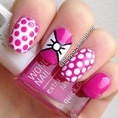 Instagram photo by  filippa_bengtsson  #nail #nails #nailsart