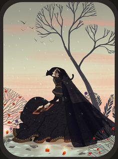 """Iris von Everec from """"Hearts of Stone"""", """"The Witcher"""" (polish game - """"Wiedźmin"""") The Witcher Books, The Witcher 3, Fantasy Kunst, Fantasy Art, Olgierd Von Everec, Iris, Celine, Spirit Magic, Vampire Masquerade"""