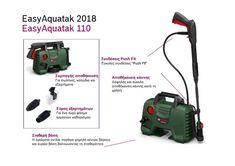Πλυστικό μηχάνημα υψηλής πίεσης. Με πλήθος εξαρτημάτων είναι ιδανικό για βαθύ καθαρισμό σε εργασίες καθαριότητας. Επισκεφτείτε το προϊόν για να δείτε τα τεχνικά χαρακτηριστικά του. Lawn Mower, Outdoor Power Equipment, Lawn Edger, Grass Cutter, Garden Tools