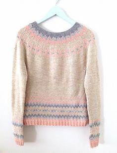 Ravelry: Cardigan Ariel/ Koftan Ariel pattern by Veronika Lindberg Knitting Charts, Ariel, Ravelry, Sweater Cardigan, Pullover, Wool, Sweaters, Cardigans, Pattern