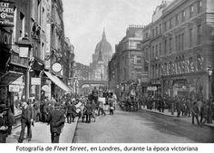 Londres-victoriano-fleet-street