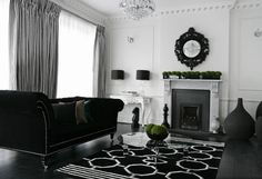 Boulevard, Chigwell : Modern living room by Boscolo