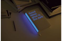 ashortinspiration: Good ideas glow in the dark ...