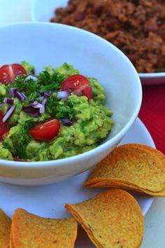 Petiscana: Guacamole e Chili com Carne #festamexicana